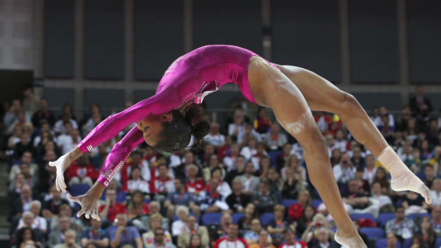 Gabby Douglas' mom on her golden future