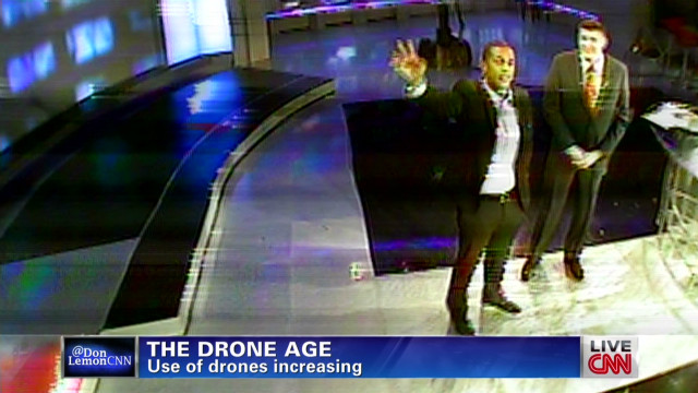Domestic drones: A threat to privacy?