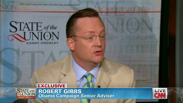 Gibbs: Romney can go to Kinko's