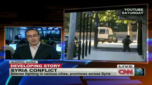 Syrian regime prepares Aleppo assault