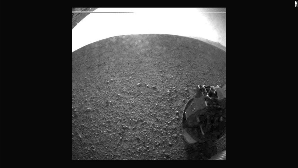 first landing in mars - photo #3