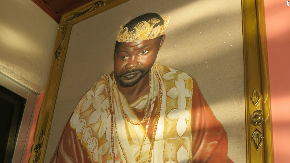 Nelson remains a national hero in Ghana where he is known as the 'king of the ring.'