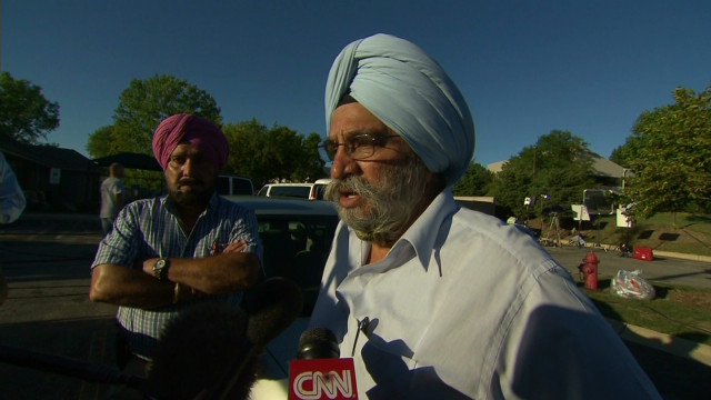 Temple shooting devastates Sikhs