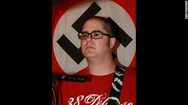 White supremacist ties to massacre