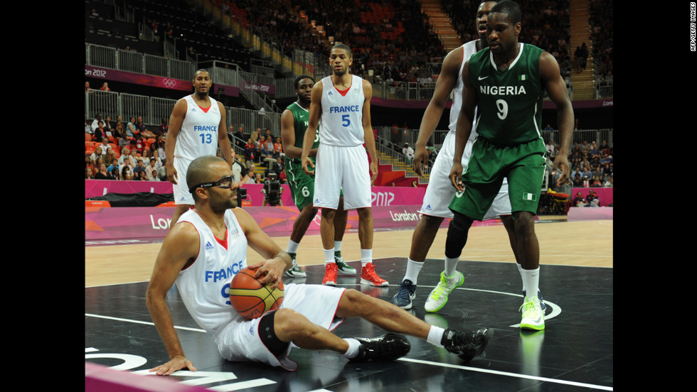 Olympic basketball involves a lot more sitting and contemplation than its NBA counterpart.