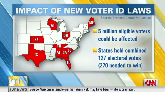Amb. Young criticizes new voter ID laws