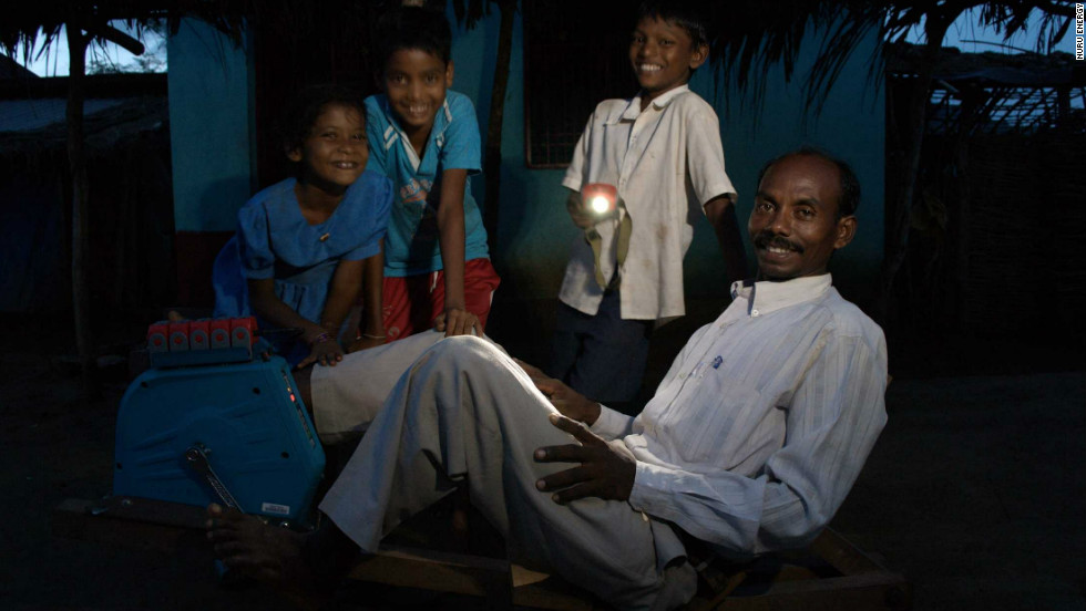 Nuru Energy is a company offering affordable and efficient electricity to low-income households in rural Rwanda.