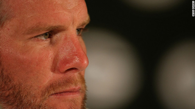 Football great Brett Favre said he started playing video games back when Pong and Pac-man were popular.