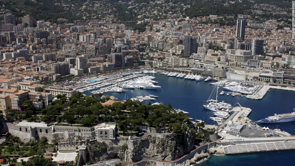 The picturesque principality on the Mediterranean isn't known as the playground for the rich and famous for nothing. $1 million buys just 16 square meters of luxury property on average in Monaco. That's more expensive than anywhere else on earth according to Knight Frank. To put these measurements in perspective, 16 square meters equals roughly one sixteenth the area of a tennis court.