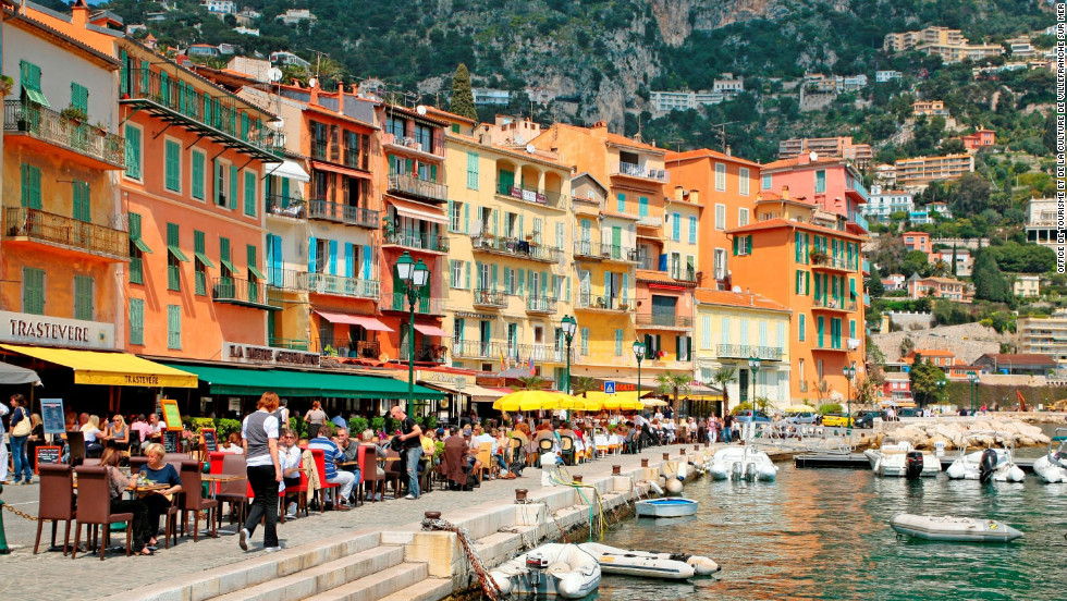 10 Ways To Live It Up On The French Riviera Cnn Com