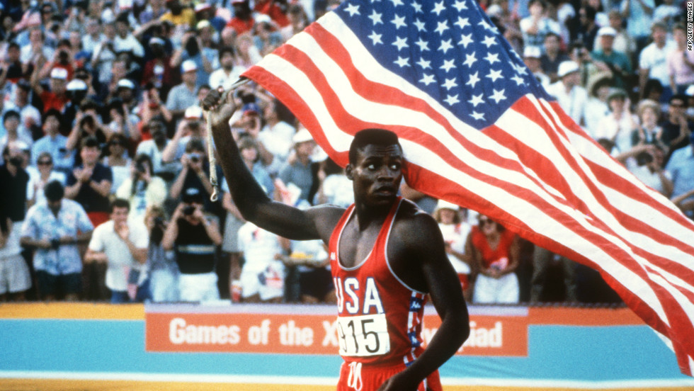 The boycott was one of the biggest crises to hit the Olympics. Some feared it might never recover. But despite a counter-boycott by the Soviet Union and its allies four years later, the 1984 Los Angeles Olympics were a huge sporting and, perhaps equally as important, commercial success. The poster boy of those games was U.S. sprinter and long jumper Carl Lewis.