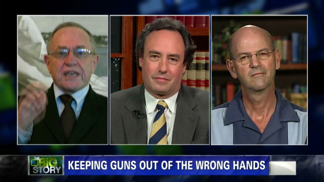 Experts debate the issue of gun control