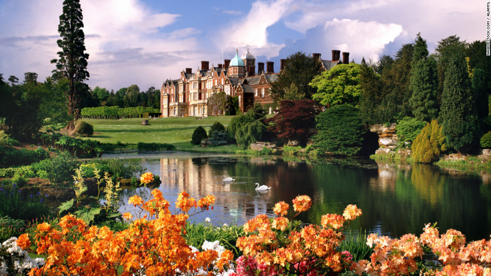 Not many do, but if you venture a stone's throw from Cambridge University, you'll happen upon a countryside gem. East Anglia's winding roads are dotted with sheep, thatched villages, churches and gorgeous estates like Sandringham, the queen's holiday mansion.