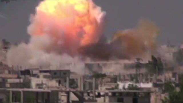 Syrian rebels preparing for govt. assault