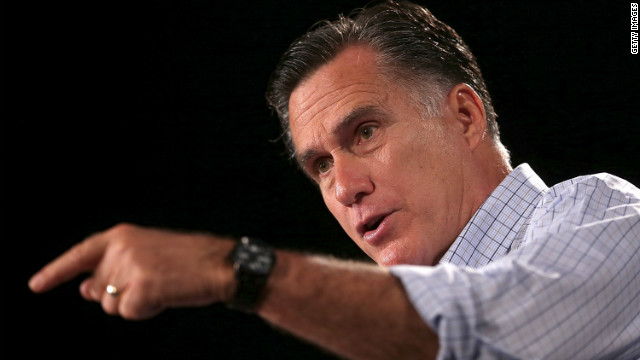 Romney's role in tax shelter?