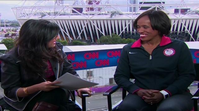 Jackie Joyner-Kersee talks Team USA
