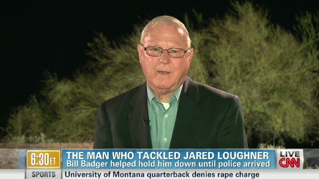 Tucson shooting victim reacts to plea