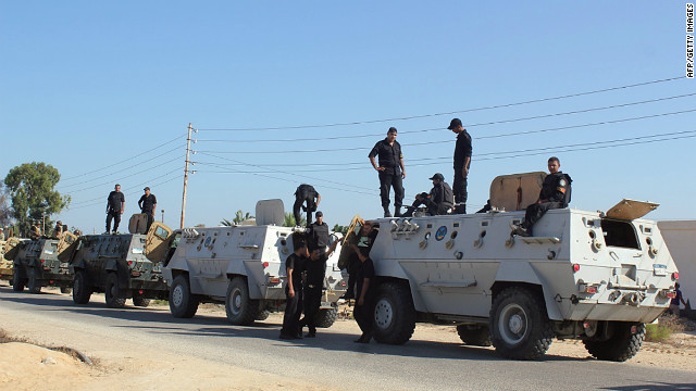 Clashes could hurt Egypt's economy