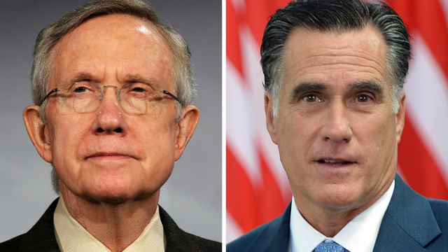 Romney, Reid's Mormon connection