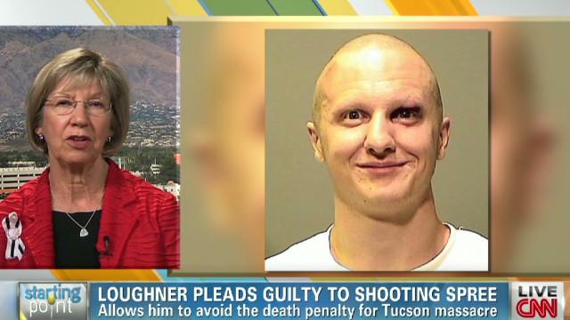 Tucson shooting survivor on gun control