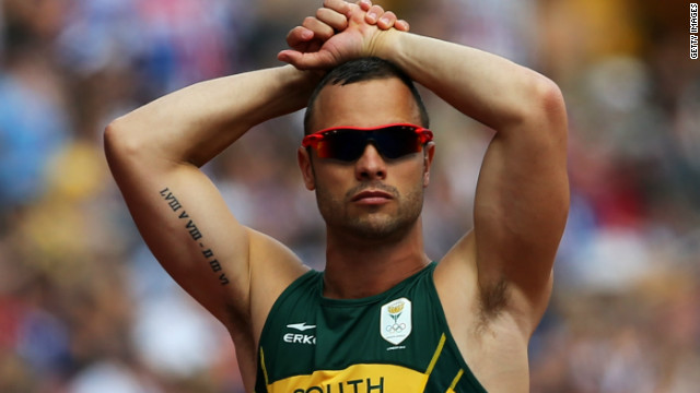 Oscar Pistorius and the South African 4x400m team have had a reprieve and are now in the final