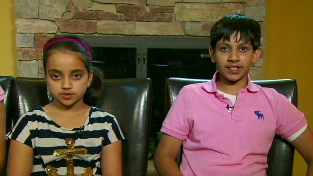 Young siblings hailed as heroes in Wisconsin