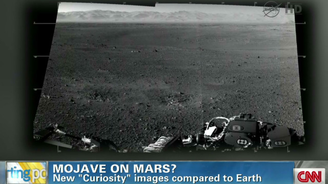 New images from 'Curiosity' rover