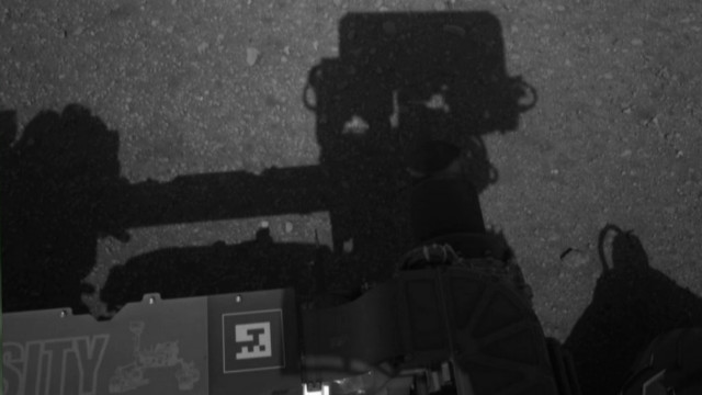 Is the Mars rover vain?