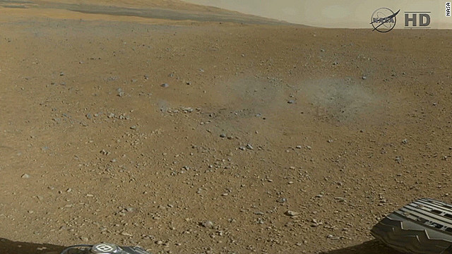 360-degree view of Mars