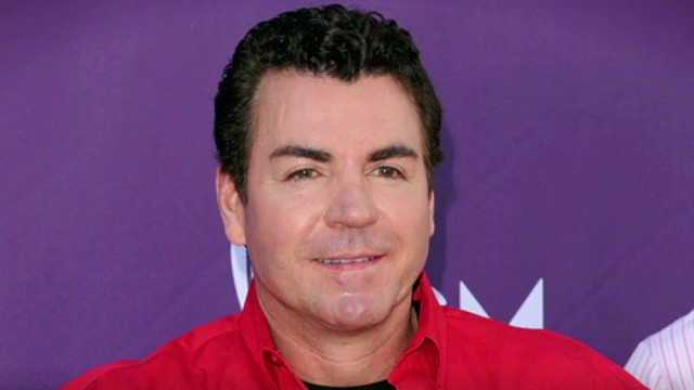 Papa John's CEO mixes pizza & politics