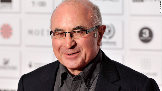 "Actor Bob Hoskins, known to Americans for ""Who Framed Roger Rabbit,"" was diagnosed with Parkinson's disease last year."