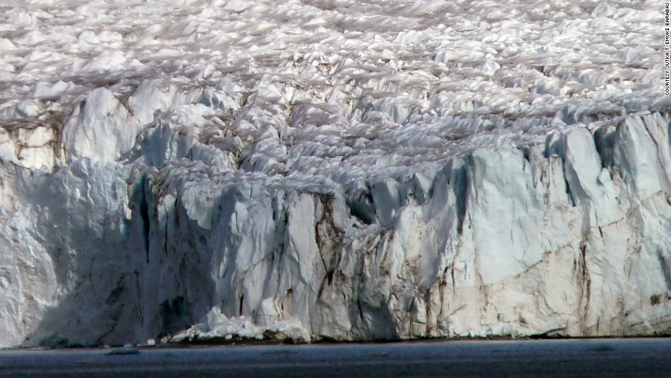 """<a href=""""http://ireport.cnn.com/docs/DOC-825309"""">Jutka T. Emoke Barabas</a> says the pristine beauty of the Arctic archipelago of Svalbard, in Norway, """"captures my heart and soul every time I visit."""""""