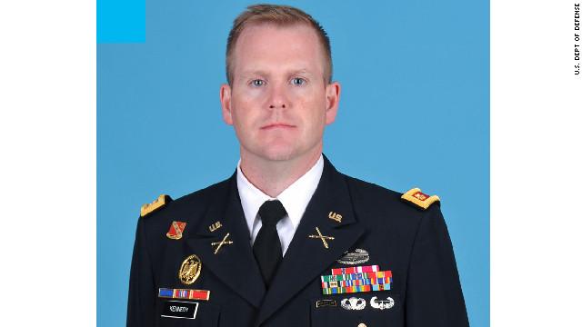 Army Maj. Thomas E. Kennedy