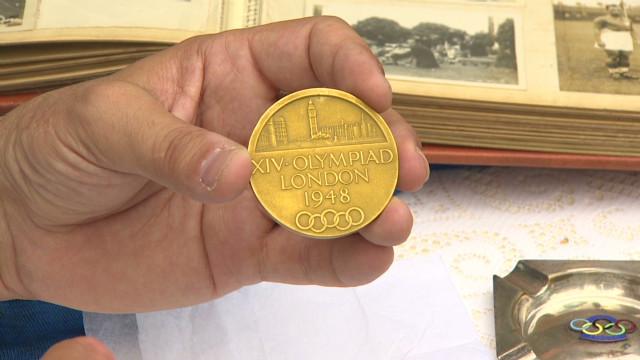 1948 Olympian recalls Games