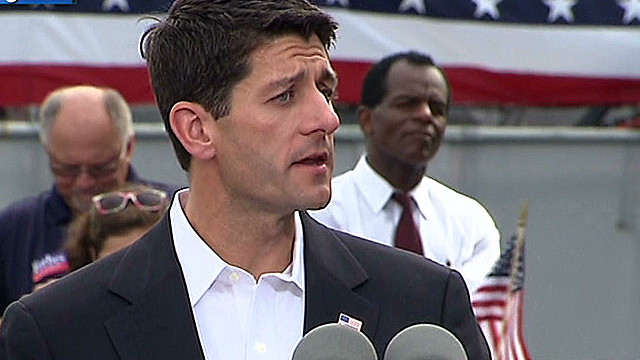 Ryan: Romney is the man for this moment