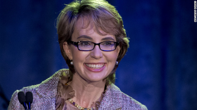 Former U.S. Rep. Gabrielle Giffords has moved back to her native Arizona, where she was shot in January 2011.