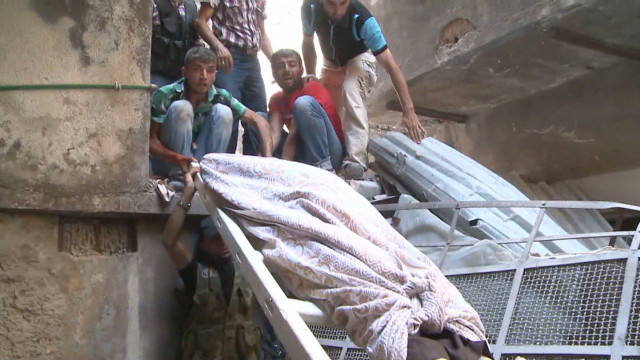 Life and death in Aleppo