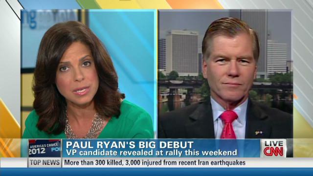 Ryan's 'honesty,' 'charisma'  help GOP
