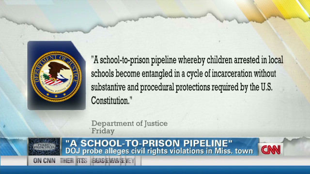 Is Miss. school a 'prison pipeline'?