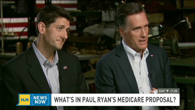 Paul Ryan's Medicare proposal explained