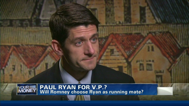 Velshi talks VP candidacy with Ryan