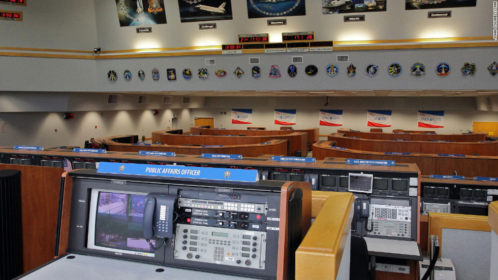 Separate tours of the Launch Control Center are also available this year.