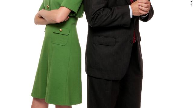 CNN's Michelle Jaconi and Mark Preston