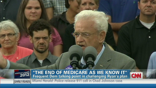 Axelrod: Ryan not a Medicare believer