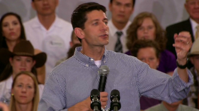Ryan defends Romney's business record
