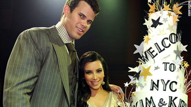 Kardashian and Humphries' divorce battle