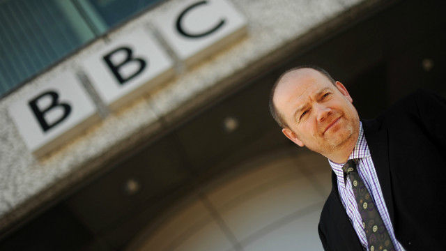 BBC director general Mark Thompson is heading to the New York Times.