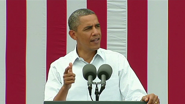 Obama: Romney is selling 'snake oil'