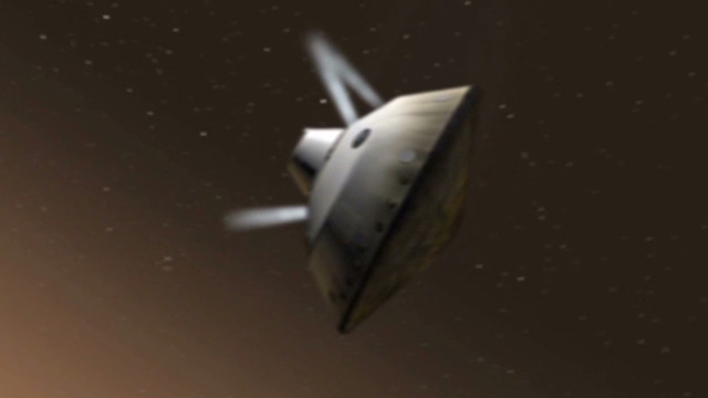 India announces Mars mission