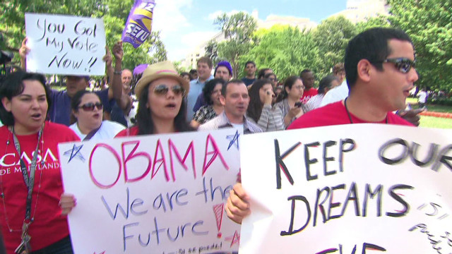 Obama's immigration changes take effect